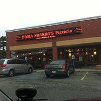 Photo taken at Mama Sbarro's of Hauppauge by Robin C. on 3/31/2012