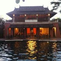 Photo taken at Sibsan Resort & Spa Maetaeng by phongthon 1. on 8/3/2012