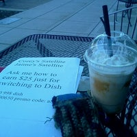 Photo taken at Cornerstone coffee by jaime s. on 8/9/2012