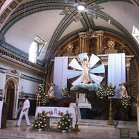 Photo taken at Santuario De Guadalupe by Oasisantonio on 5/12/2012