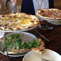 Photo taken at Pizzeria Stella by Louise M. on 4/6/2012