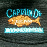 Photo taken at Captain D's Seafood by Morgan P. on 7/29/2012
