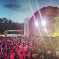 Photo taken at Budapest Park by Virag B. on 6/7/2012