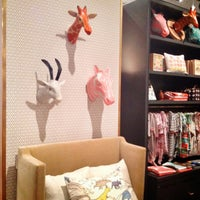 Photo taken at DwellStudio Flagship Store by Alberto C. on 8/20/2012