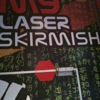 Photo taken at M9 Laser Skirmish by Lewis P. on 6/10/2012