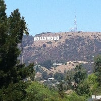 Photo taken at Hollywood Sign View by King E. on 8/8/2012