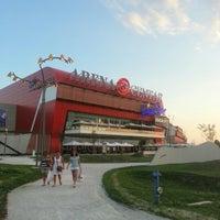 Photo taken at Arena Centar by Saša K. on 8/10/2012