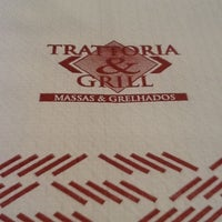 Photo taken at Trattoria & Grill by Júlia M. on 7/8/2012