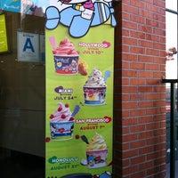 Photo taken at Yogurtland by Christie on 7/11/2012
