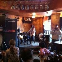 Photo taken at Dubliners Irish Pub by Mikel U. on 4/11/2012