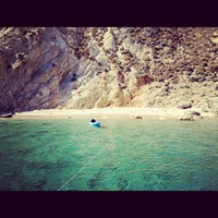Photo taken at Κολπος Γνωσης by Akis K. on 8/18/2012