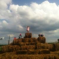 Photo taken at Alstede Farm by Dan W. on 8/11/2012