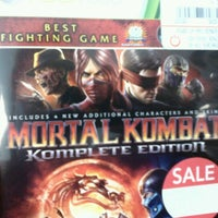 Photo taken at GameStop by Melissa H. on 9/3/2012