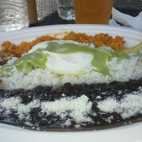 Photo taken at La Arepa by James G. on 7/29/2012