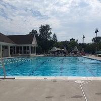 Photo taken at Mays Chapel Swim Club by Caroline H. on 7/24/2012