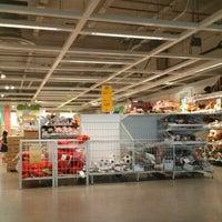Photo taken at IKEA Paramus by Ciro R. on 7/7/2012