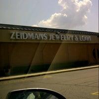 Photo taken at Zeidman's Jewelry & Loan Detroit by Guinevere E. on 7/13/2012