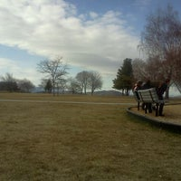 Photo taken at Moore Park by John S. on 3/10/2012