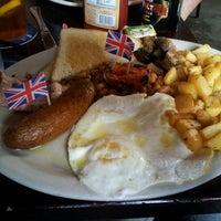 Photo taken at Big Ben British Pub & Restaurant by Cody B. on 3/28/2012