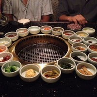 Photo taken at Genwa Korean BBQ by Stephen J. on 8/5/2012
