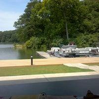 Photo taken at Lake Macbride Boat Rental by Jesse R. on 6/11/2012