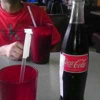 Photo taken at Pupuseria y Cafeteria Centroamericano by Joshua A. on 6/22/2012
