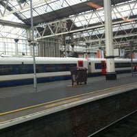 Photo taken at Platform 12 by Darren G. on 6/22/2012