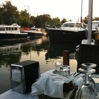 8/14/2012 tarihinde ONUR K.ziyaretçi tarafından Göksu Marine Restaurant'de çekilen fotoğraf