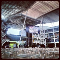 Photo taken at Plaza @ Limkokwing University of Creative Technology by Ahmad T. on 9/9/2012