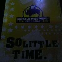 Photo taken at Buffalo Wild Wings by Amanda S. on 3/13/2012