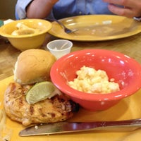 Photo taken at Pollo Tropical by Samantha P. on 5/23/2012