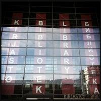 Photo taken at Sellon kirjasto by DM on 8/15/2012