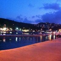 Photo taken at İstinye Marina by Eyüp G. on 8/8/2012