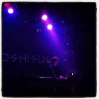 Photo taken at 北堀江club vijon by Hiromi on 5/25/2012