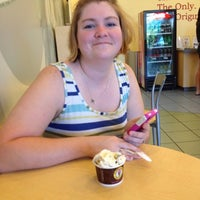 Photo taken at Marble Slab Creamery by Micah C. on 7/21/2012