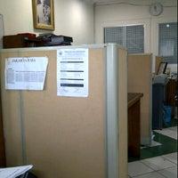 Photo taken at universitas moestopo by Ayu G. on 9/10/2012