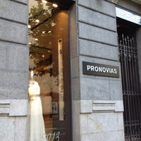 Photo taken at Pronovias by Romina C. on 7/11/2012