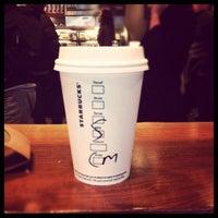 Photo taken at Starbucks by Carmina C. on 2/16/2012