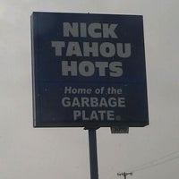 Photo taken at Nick Tahou Hots by John L. on 3/9/2012