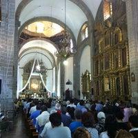 Foto tirada no(a) Parroquia de Azcapotzalco. por Julio Cesar F. em 5/6/2012
