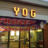 Photo taken at Yog by Alison on 7/24/2012