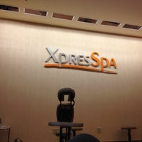 Photo taken at XpresSpa by Haerim L. on 6/13/2012