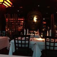 Photo taken at ZENZAKAN - Pan Asian Supperclub by Sebastian on 8/21/2012