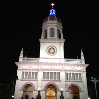 Photo taken at Santa Cruz Church by Leabkung U. on 2/23/2012