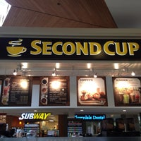 Photo taken at Second Cup by Linda . on 8/13/2012