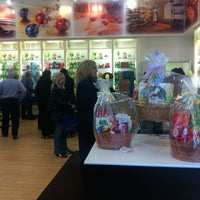 Photo taken at Lindt Chocolate by Nar C. on 4/4/2012