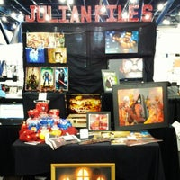 Photo taken at Comicpalooza Convention by Lance C. on 5/27/2012