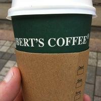 Photo taken at Robert's Coffee by Ari H. on 6/26/2012
