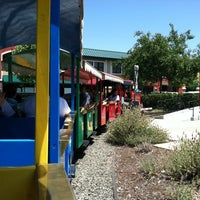 Photo taken at Nut Tree Train & Carousel Ride by Ritchel E. on 5/28/2012