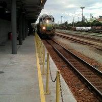 Photo taken at Estação Ferroviária Intendente Câmara (EFVM) by Cid Malta C. on 5/4/2012
